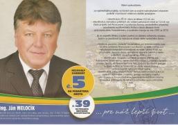 Bytčan.sk - kandidát na primátora Ing. Miroslav Melocík