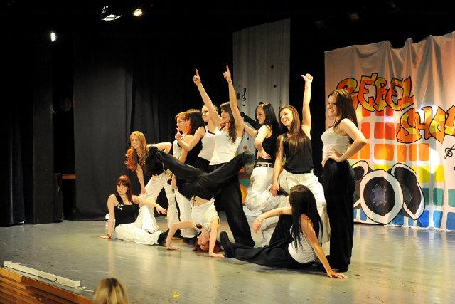 Bytcan.sk - tanečná skupina REBEL