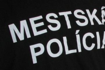 Bytcan.sk- Mestská polícia informuje