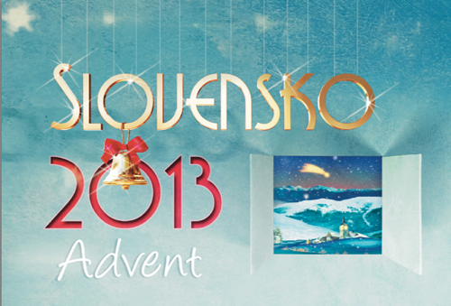 Slovensko 2013 Advent