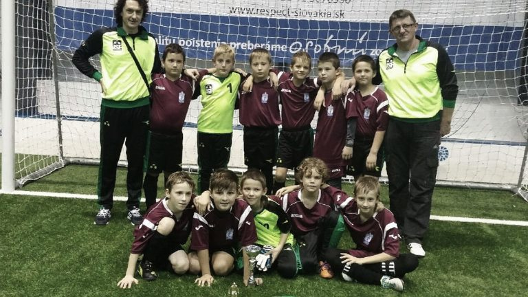 Futbalisti Bytce - turnaj KOrna