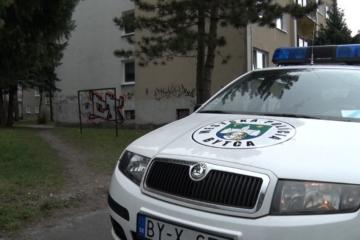 MP zadrzali vandalov