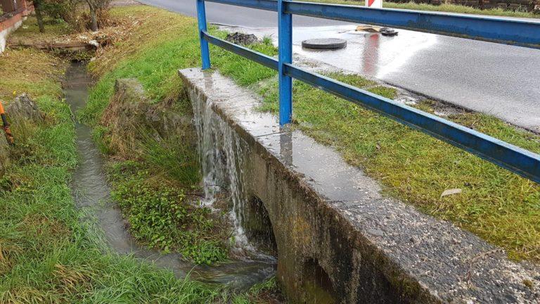 Nova kanalizacia komplikuje obcanom zivot