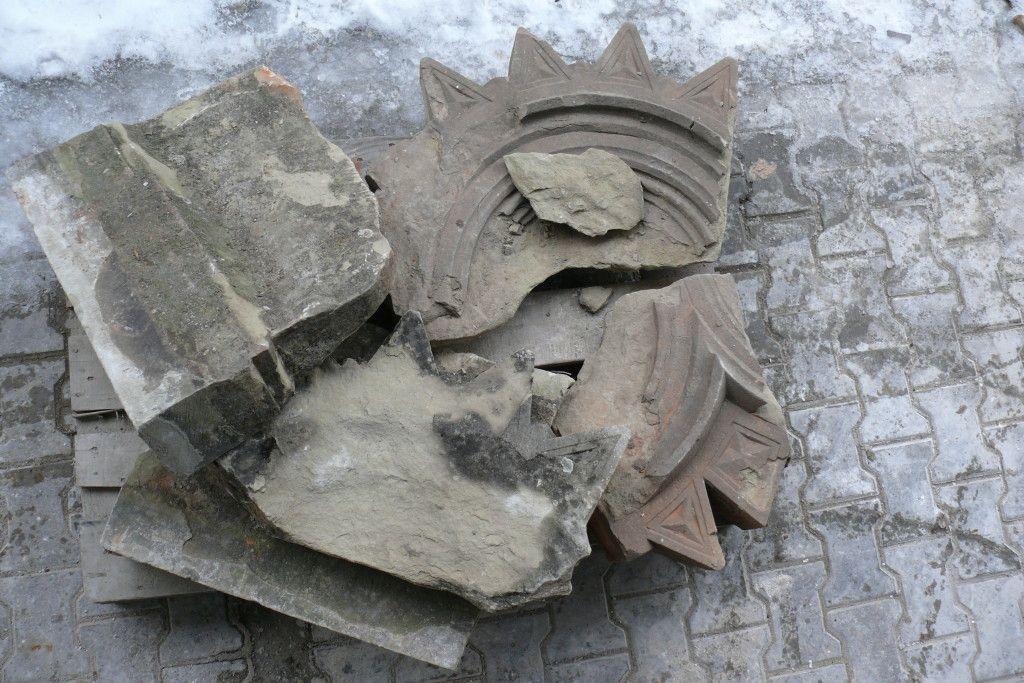 synagoga mojzisove tabule fragmenty