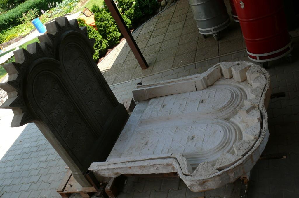 synagoga mojzisove tabule odliatok