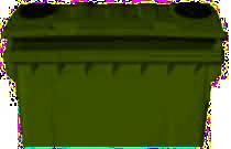 kontajner zeleny